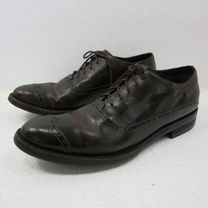 CoStume National Homme Leather Dress Oxfords Shoes